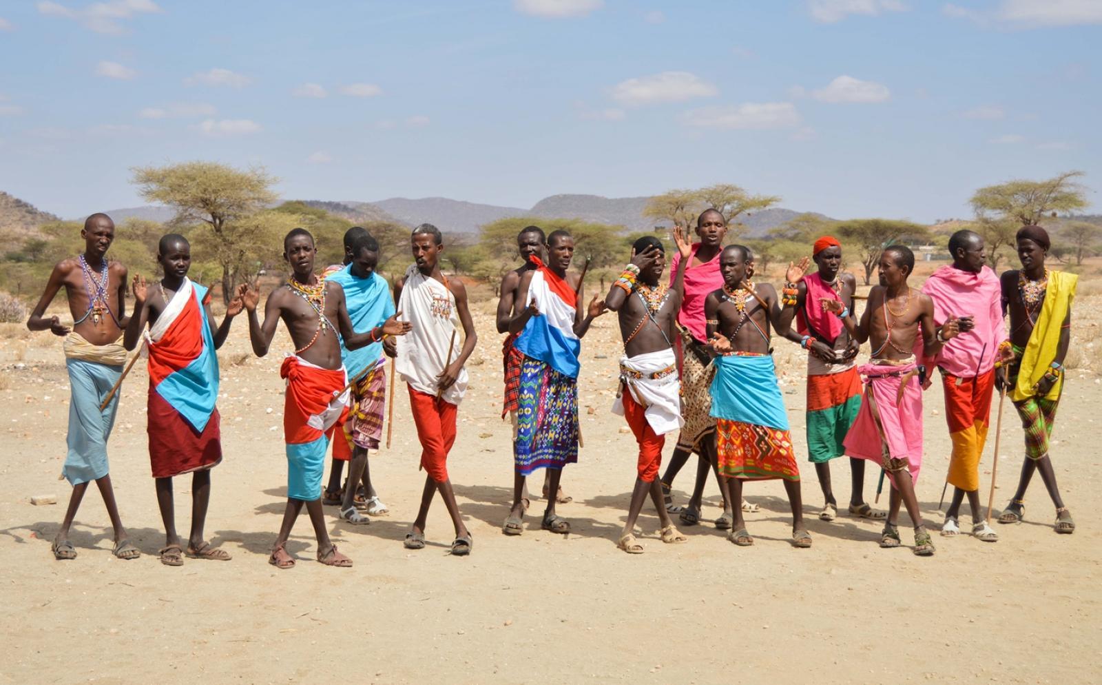 アフリカの発展途上国で海外ボランティア